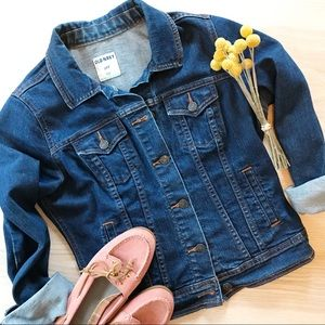 Old Navy Denim Trucker Jacket